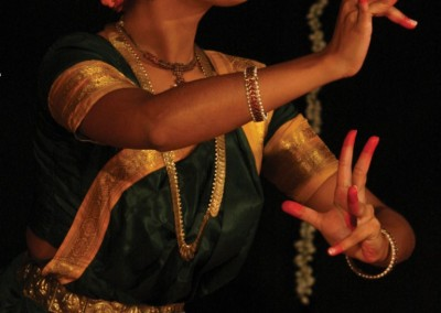 Dance Show of Bharata Natyam
