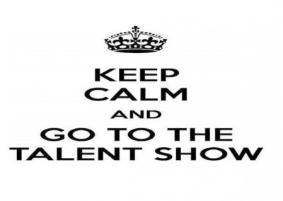 Talent Show at St Jean de Passy (second edition)